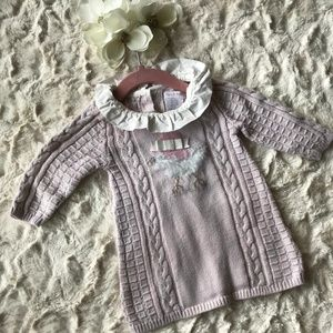 Baby Girl sweater dress - Piper & Posie